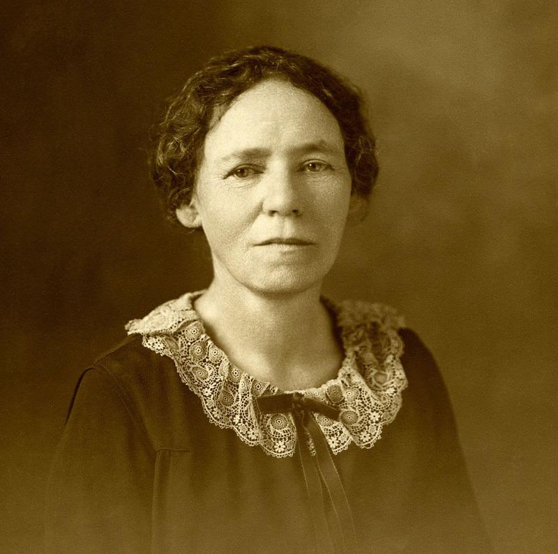 Mrs. Baird Portrait