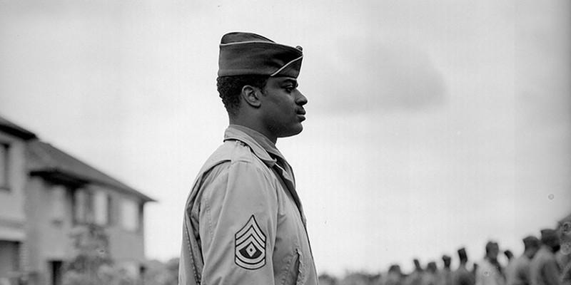 Image of World War II Soldier
